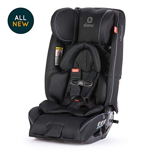 Diono Radian 3RXT Convertible Car Seat, Black