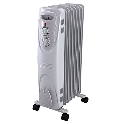 PELONIS HO-0201 3-Level Radiator Heater with Quiet Operation
