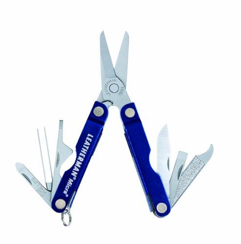 レザーマン LEATHERMAN マイクラ ブルー MICRA Blue 72031 マルチツール Men'sLady's