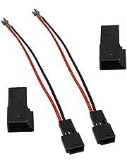 AERZETIX: Cables Conectores para Altavoces de Coche C4335