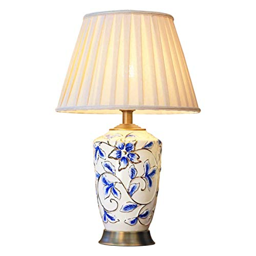 AI LI WEI mooie lampen/Chinese emaille tafellamp in studiokleur slaapkamer hoofdlamp retro keramiek creatief licht