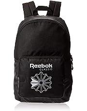 حقيبة ظهر رياضية كلاسيك للرجال من ريبوك (DA1231 اسود)