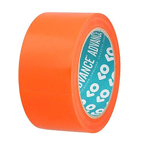 Advance Tapes AT6150 Ruban adhésif anti-vapeur en polyéthylène Orange 75 mm x 33 m 76 mm