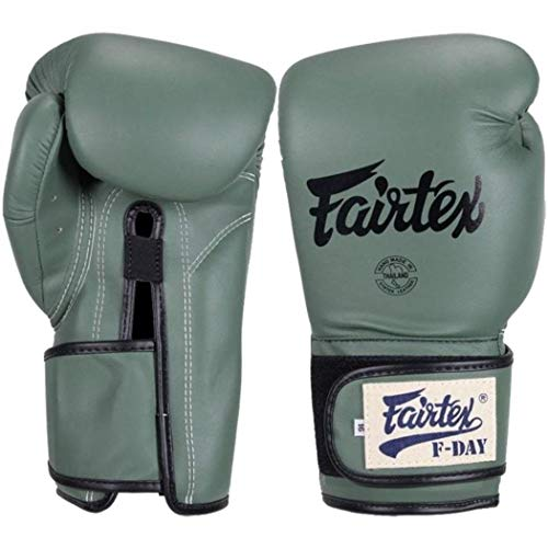 Fairtex F-Day BGV11 Gloves - Muay Thai Kickboxing MMA Training Boxing Equipment...