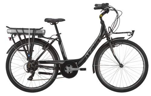 Atala E-Bike E-Run FS 26 Ltd 6V Lady Colore Black/Antracite tg 45 Motore Bafang 250W