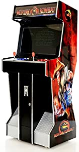 US-Way e.K. G-58 Arcade Video Maschine TV Spielautomat0 Standgerät Cabinet Automat 3500 Spiele Jamma Games Machine