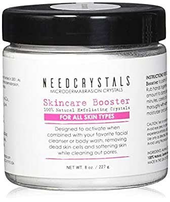 NeedCrystals Microdermabrasion Crystals oz.