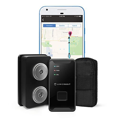 Amcrest 4G LTE GPS Tracker