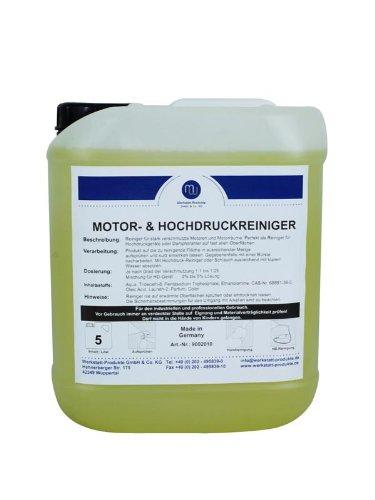MW Motor Hochdruck Dampf Reiniger Fett Entferner Konzentrat 5L