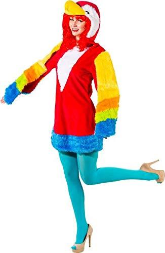 - Damen Papagei Kostüme