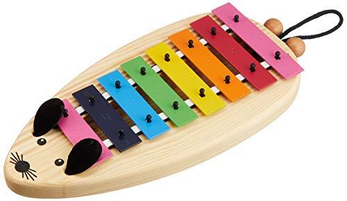 SONOR ソナー オルフ教育楽器 マウス・グロッケンシュピール SN-MGC 【国内正規品】