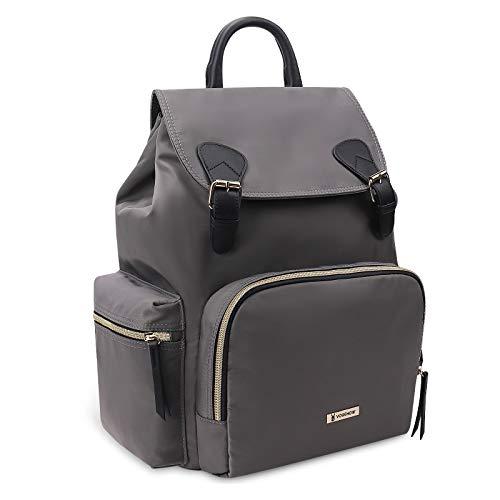 Vogshow mochila para pañales, Mochila multifunción de gran capacidad pañales bolso, Mochila para bebé impermeable con estilo