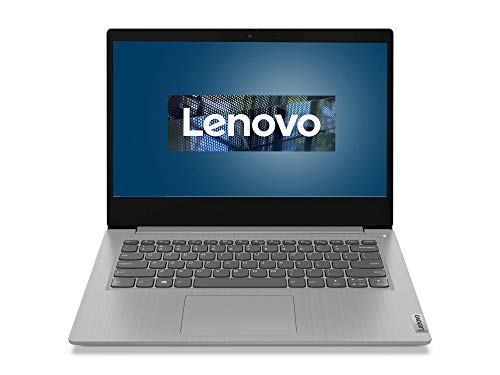 Lenovo IdeaPad 3 Laptop 35,6 cm (14 Zoll, 1920x1080, Full HD, entspiegelt) Slim Notebook (Intel Core i3-1005G1, 8GB RAM, 256GB SSD, Intel UHD-Grafik, Windows 10 Home S) silber