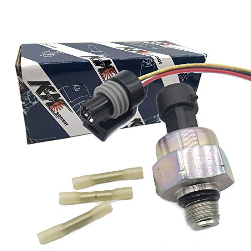 Injection Control Pressure ICP Sensor with Pigtail Harness Kit for 1995-2003 Ford 7.3L Powerstroke Replaces F6TZ-9F838-A 1807329C92 F4TZ-9F838-A CM5227 112841