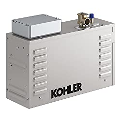 in budget affordable KOHLER K-5526-NA activated steam generator, 7 kW