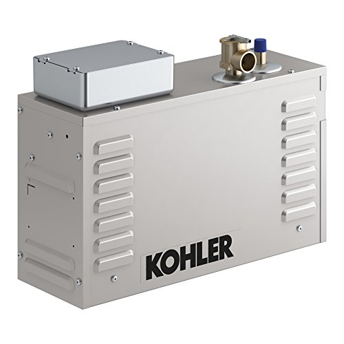 KOHLER K-5529-NA Aluminum steam generator for shower