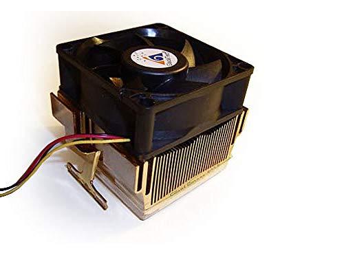 Xtreme videogames Dissipatore Ventola 6 x 6 cm per Processore Compatibile Socket 462 con Pasta Termo conduttrice