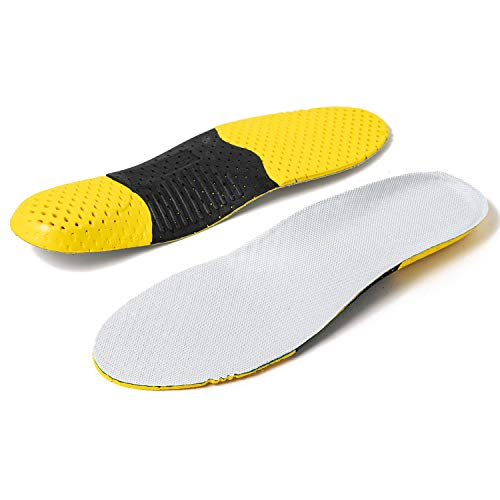 Wonderfeet Standard M Size - Arch Support Insoles Men & Women | Planters Facitis Support | Shoe Inserts Women & Men | Shoe Insoles Women | Shoe Inserts Men Comfort | Boot Inserts | Arch Foot Support