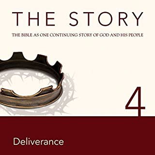 The Story, NIV: Chapter 4 - Deliverance (Dramatized) cover art