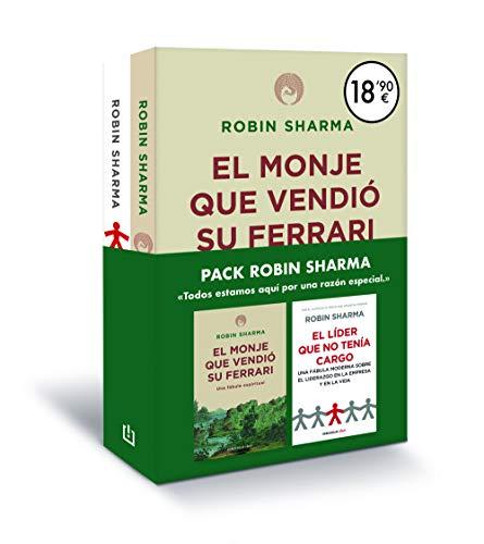 Pack Robin Sharma (contiene: El monje que vendió su Ferrari | El líder que no tenía cargo): «Todos estamos aquí por...