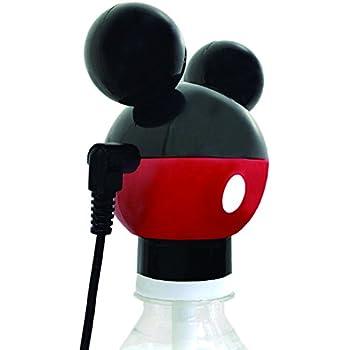 カシムラ ペットボトル式加湿器ミッキーマウス TD-8