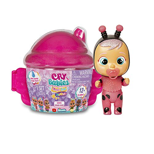 IMC Toys 90378IM - Cry Babies Magic Tears Fantasy Flügelchenhaus