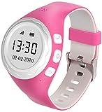 Pingonaut Kidswatch2020 Edition – Kinderuhr mit GPS-Tracker-App, Telefonfunktion,...