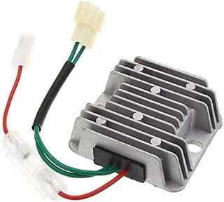 Wuyou Solenoide Arranque 1pcs AVR regulador de Voltaje del rectificador de generador Diesel 178F monofásico Auto del Coche de Accesorios de Motos Ingition Cualquier Departamento