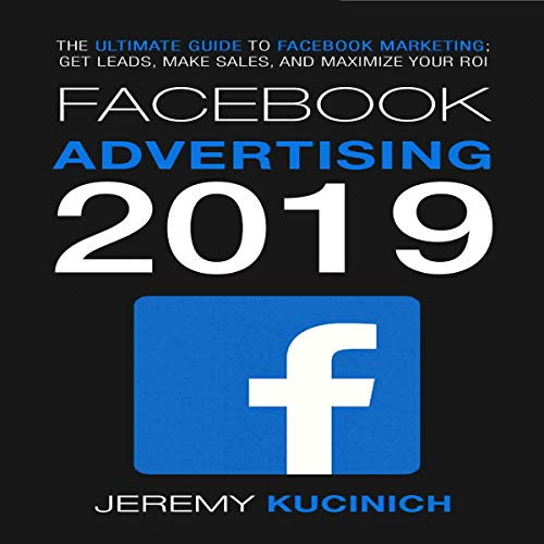 Facebook Advertising 2019 cover art