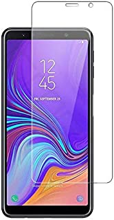 "Samsung Galaxy A7 2018 (A750) 6.0"" Clear Tempered Glass Screen Protector 2.5D For Galaxy A7 2018 Mobile"