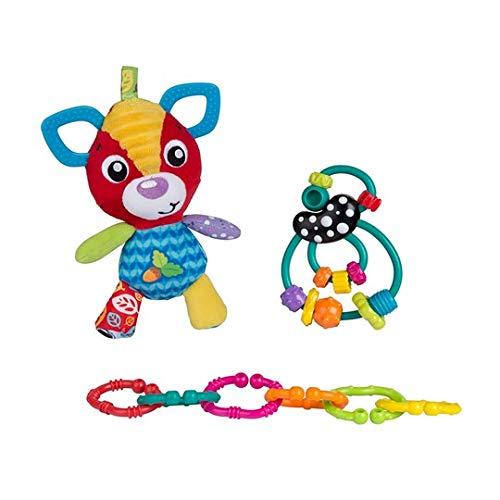 Playgro Foxy on The Run - Paquete de regalo para bebés y niños pequeños 0187219. Playgro es alentador la imaginación con STEM/STEM para un futuro brillante, gran comienzo para un mundo de aprendizaje