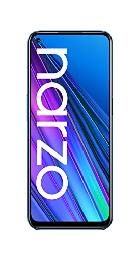 realme narzo 30 5G (Racing Blue, 6GB RAM, 128GB Storage) – MediaTek Dimensity 700 processor I Full HD+ display with No Cost EMI/Additional Exchange Offers