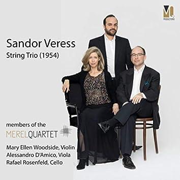 Veress: String Trio