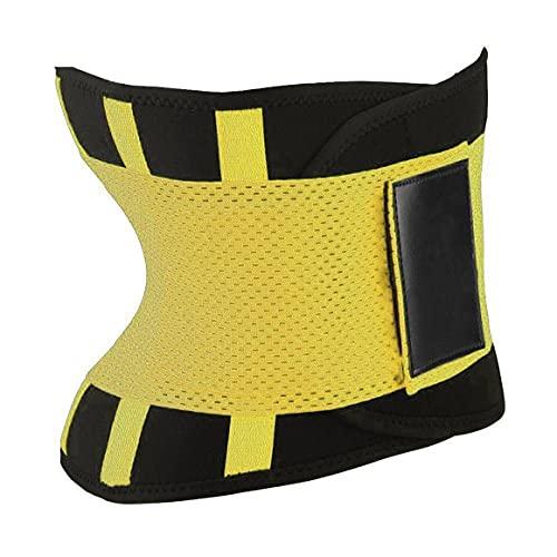 KoelrMsd Recuperación posparto Fitness Cinturón Adelgazante Power Body Shapers Cintura Trainer Trimmer Sport Gym Hot Sweating Wrap