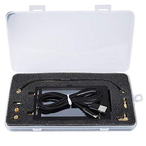 50kHz-1500MHz Vektornetzwerkanalysator , HF UKW UHF Kurzwellenvektornetzwerkanalysator Antennenanalysator , 4,3 Zoll IPS-TFT-LCD-Bildschirm-Vektornetzwerkanalysator