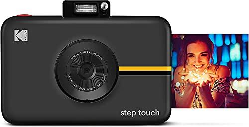 KODAK Step Touch | Cámara Digital de 13 MP e Impresora instantánea con Pantalla de 3,5
