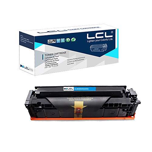 Chip Actualizado LCL Compatible Cartucho de tóner 203X CF543X 2500Pág (1Magenta) Reemplazo para HP Color Laserjet Pro M254dw/254NW,Laser Jet Pro MFP M281dw/M281CDW/M281FDW/M280NW M254dn/M281fdn