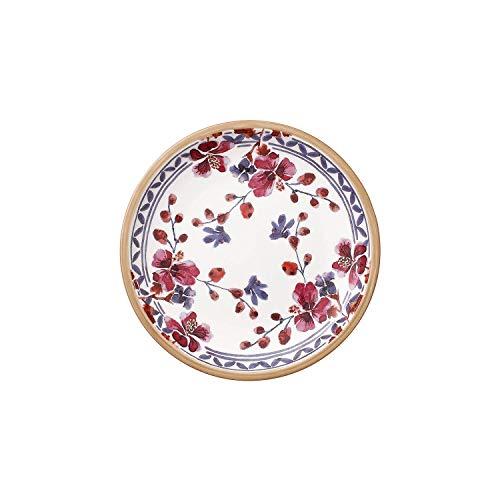 Villeroy & Boch Artesano Provencal Lavender Bread & Butter Plate, 6.25 in, White/Multicolored