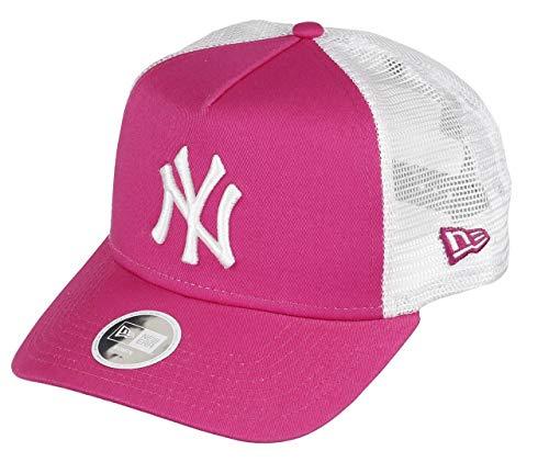 New Era New York Yankees Trucker Cap New Era Damen MLB Verstellbar Pink - One-Size