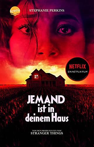JEMAND ist in deinem Haus: Horror-Thriller ab 14 Jahren, die Buchvorlage zur Netflix-Verfilmung
