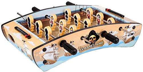 ZZXXB Tischfußball-Maschine Kinder Erwachsene Multiplayer Interactive Game Table 3-6-10-jährigen Jungen und Kinderspielzeug Startseite Kinder Lernspielzeug for Kinder Geburtstags-Geschenke Judith