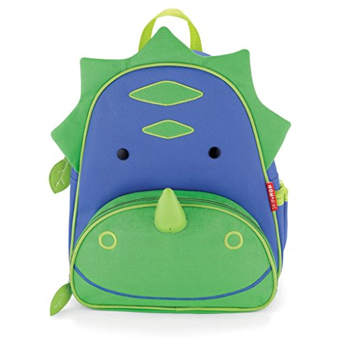 Skip Hop Toddler Backpack, 12' School Bag, Dinosaur