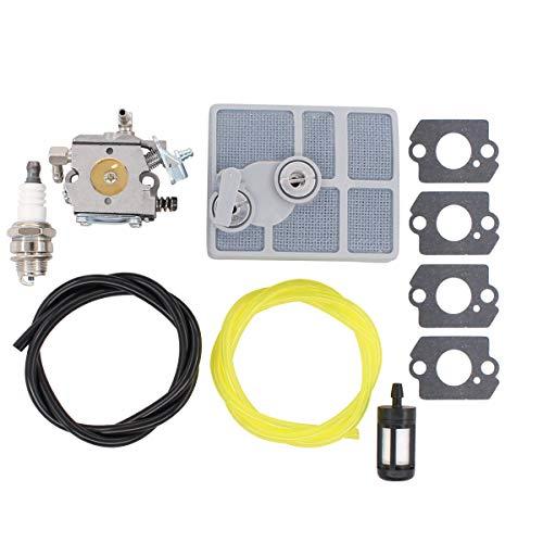 ApplianPar Carb Carburetor and Air Filter Kit 1113 120 1603 11131201612 11131201602 for Stihl Chainsaw 030AV 031AV 032AV