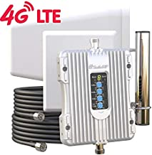 SolidRF Cell Phone Signal Booster for Home and Office Buildingforce 4G-X Supports 12000 FT2