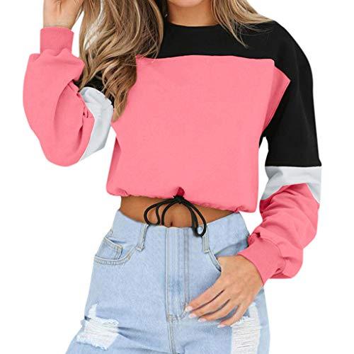 TWIFER Damen Chiffon Tank Top Ärmelloses Camis Pure Farbe Weste Crop Tops T Shirt Bluse