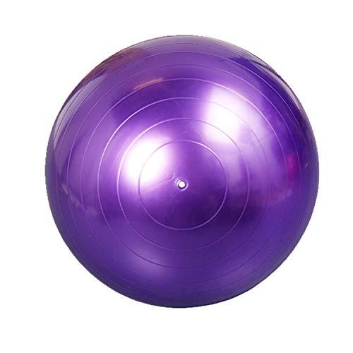SHCOE 3 unids A Prueba de explosiones Anti-presión 55 cm 65 cm 75 cm de diámetro Ejercicio de Yoga Gimnasia Pilates Pilates Balance Ball Gym Capacitán Bola de Yoga