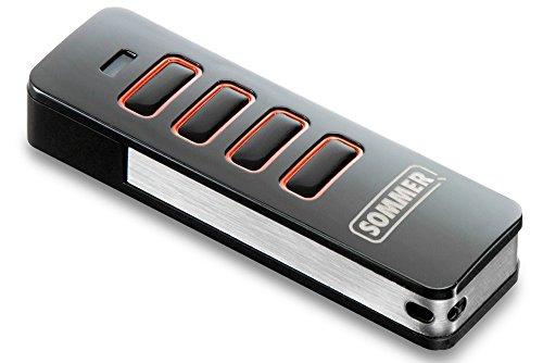 SOMMER 4-Befehl-Handsender Pearl Vibe 868,95 MHz für SOMMER Torantriebe, 4019V000