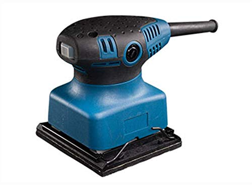 MOZUSA Hoja S1B-FF03 Sander Rectangular Plano de rectificado máquina eléctrica Rectificadora for Muebles Masilla Pared de la Pintura de la carpintería Placa 110 * 110 Herramientas
