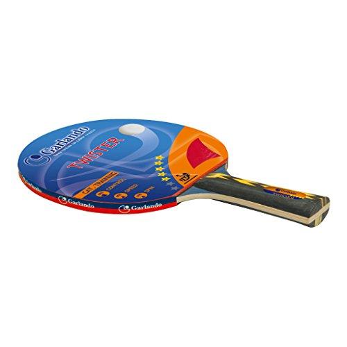 Garlando Racchetta da Ping Pong Twister (5 Stelle)