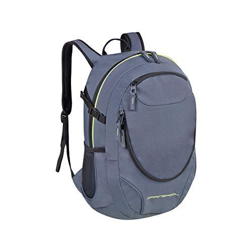 Marinepool Team Tec Backpack Segel-Rucksack grau